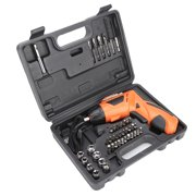 4.2V Cordless Electric Screwdriver USB Rechargeable CW/CCW Handheld DrillTool