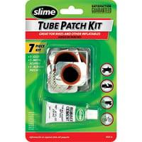 Slime Seven Piece Bike Inner Tube Patch Kit - 1022-A