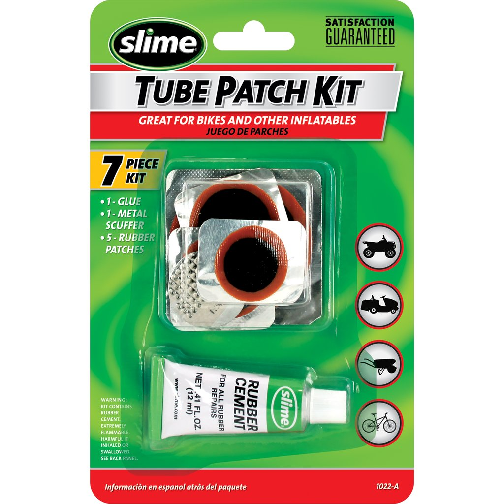 Slime Seven Piece Bike Tube Patch Kit