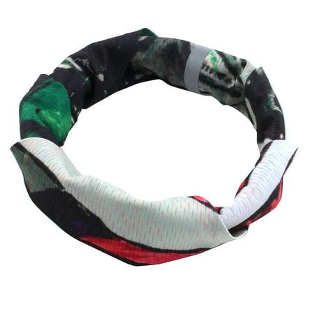 Sports Bicycle Hat Band Bike Pirate Scarf Cycling Cap Headscarf Green - image 4 de 6