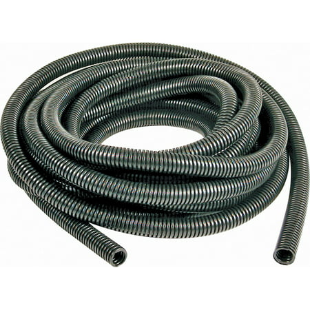 Wondrous 100 Ft 1 4 Inch Split Loom Tubing Wire Conduit Hose Cover Auto Home Wiring Cloud Funidienstapotheekhoekschewaardnl