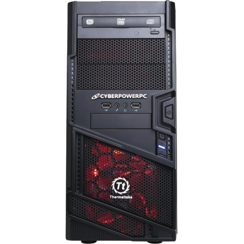 CyberPowerPC Gamer Ultra GUA520 Desktop Computer - AMD FX-Series FX-4300 3.80 GHz - 8 GB DDR3 SDRAM - 1 TB HDD