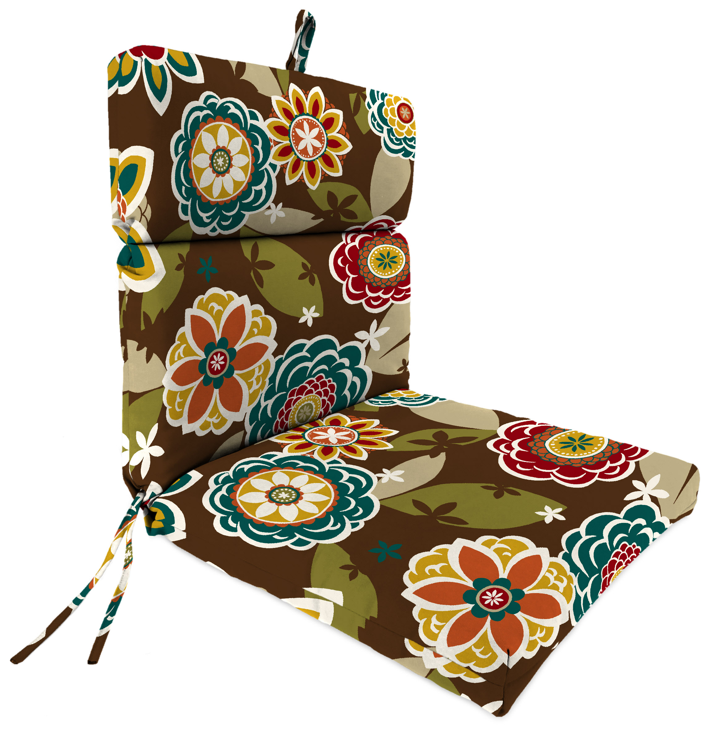 "Outdoor 22"" x 44"" x 4"" Chair Cushion"
