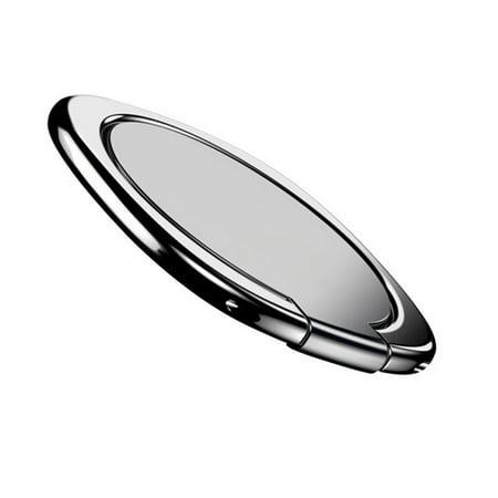 Universal Metal Bracket 360 Flexible Rotation Finger Ring Phone Stand Desktop Stand