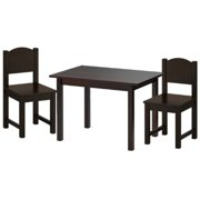 Peachy Ikea Sundvik Childrens Table And 2 Chairs Set Black Brown 38210 5223 1616 Gmtry Best Dining Table And Chair Ideas Images Gmtryco