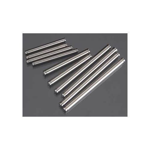 3725 TI Hinge Pin Kit Rustler VXL (10) Multi-Colored