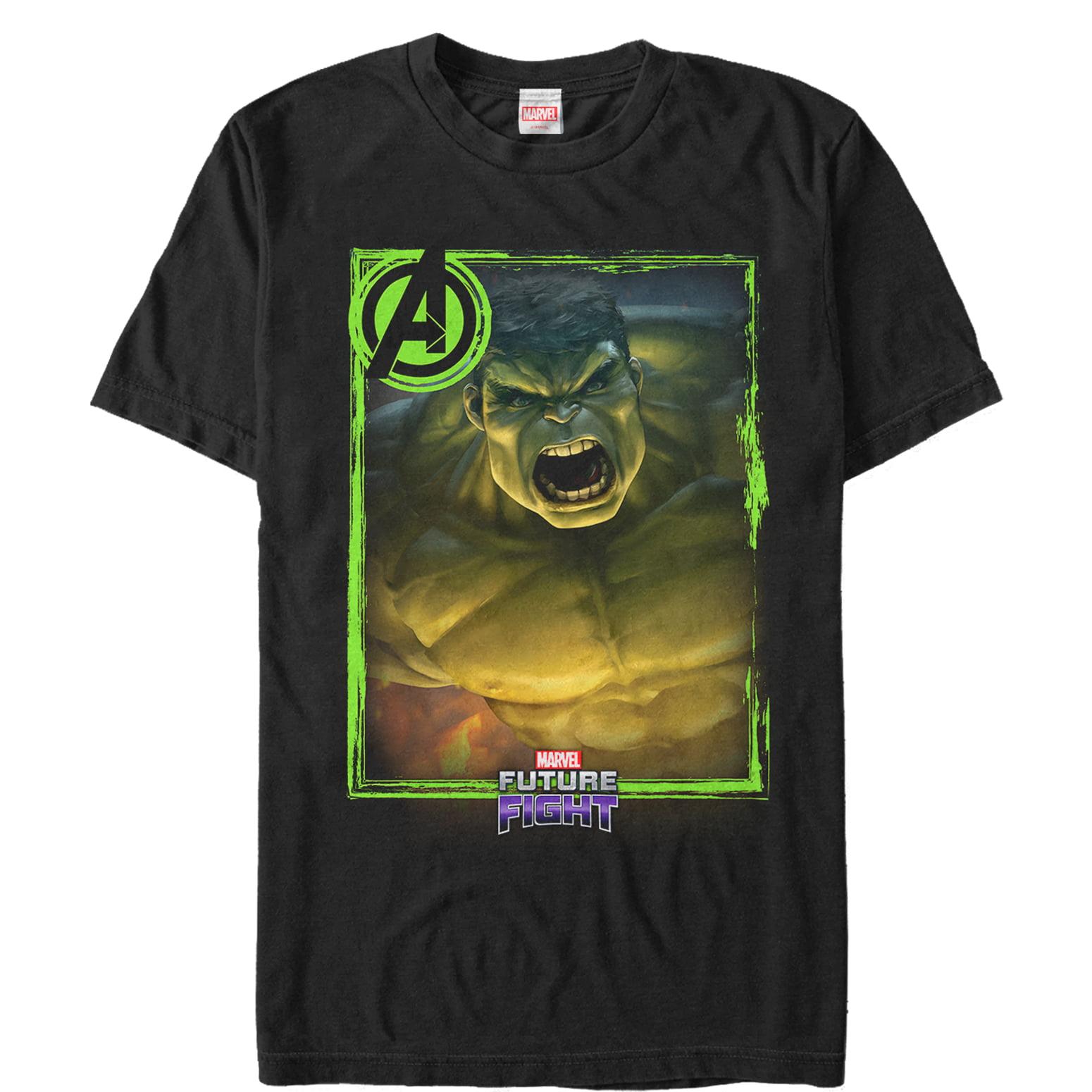 Marvel Men's Future Fight Hulk T-Shirt