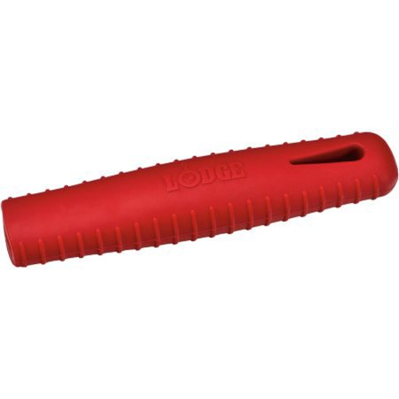 Lodge Silicone Handle Holder, Red, ASCRHH41