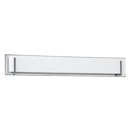 Kendal Lighting Aurora 7 Light Bath Bar