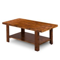 Product Image Granrest Natural Solid Wood Tail Table Coffee Brown