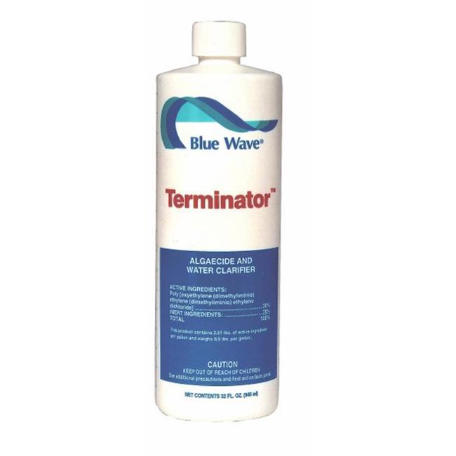 Blue Wave NY130 1 Quart Terminator Algaecide
