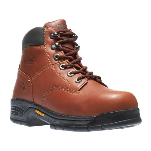"Wolverine Men's Harrison 6"" Soft Toe Work Boot"