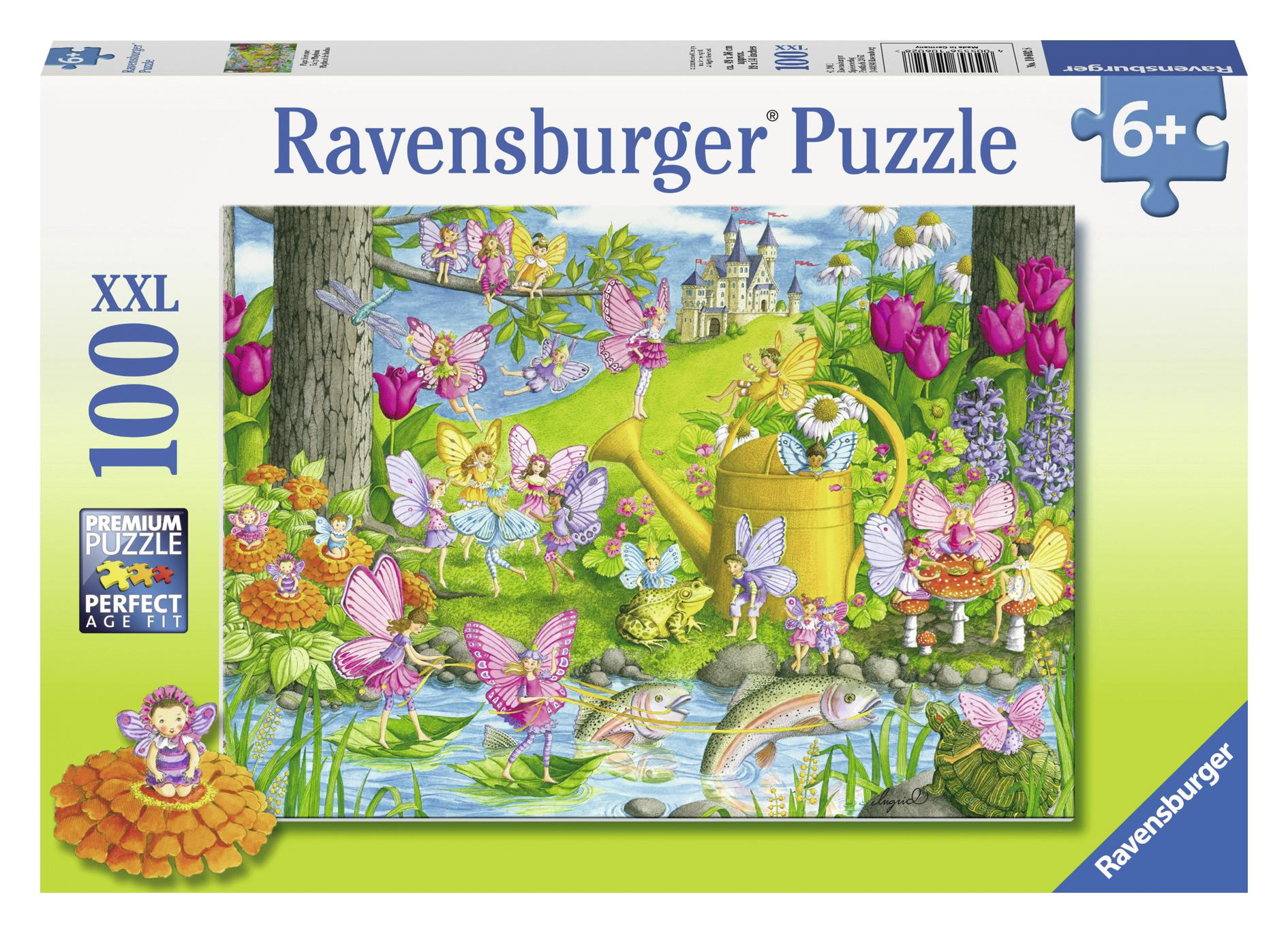 Fairy Playland 100 PC Puzzle (Other) by Generic