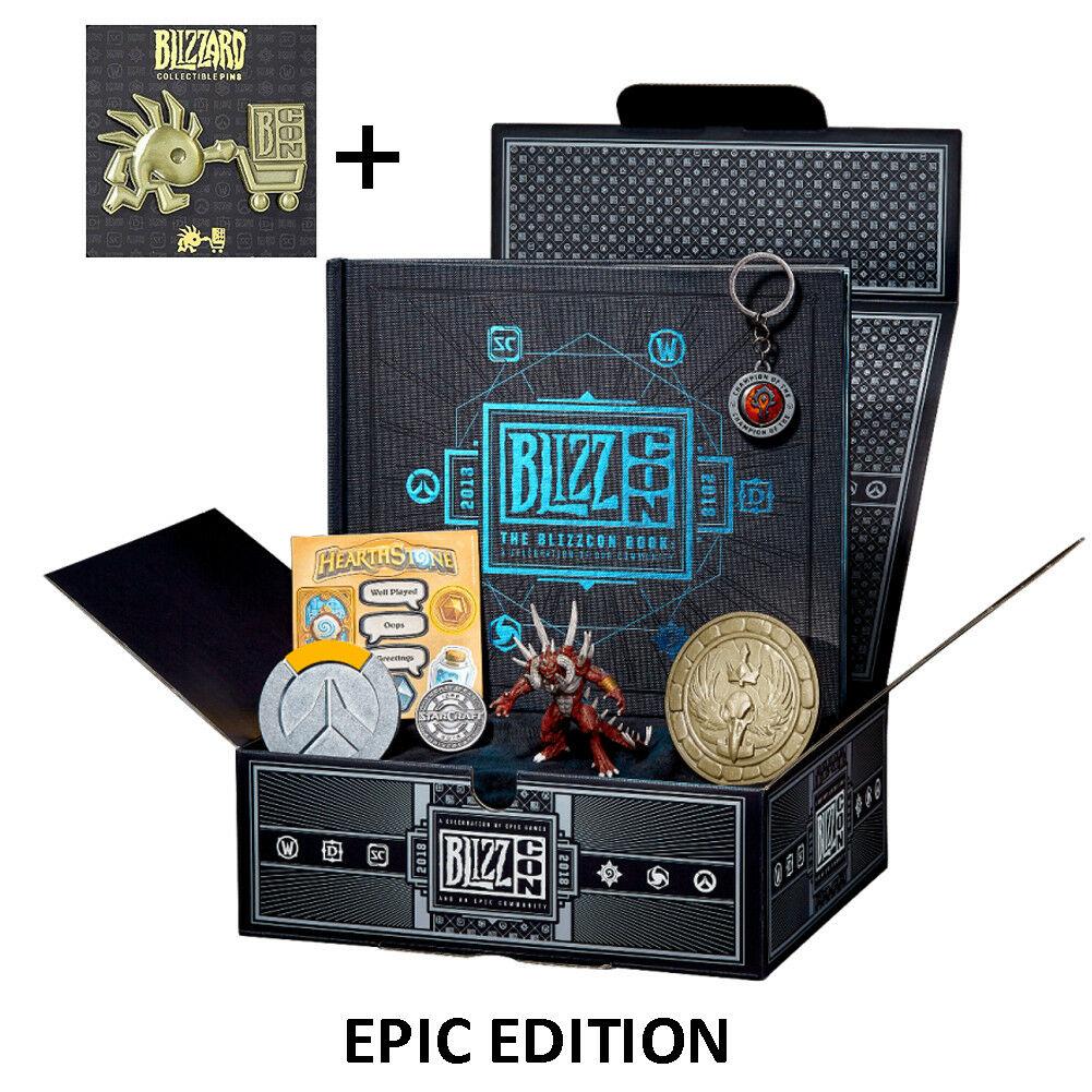 Blizzcon 2018 Goody Bag New In Original Box Unopened Exclusive Blizzard Rare Walmart Com Walmart Com
