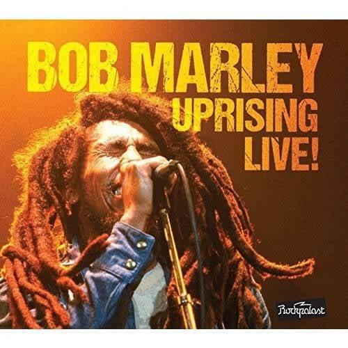 Bob Marley: Uprising Live! (Music DVD + 2CD)