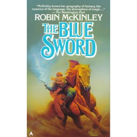 The Blue Sword by