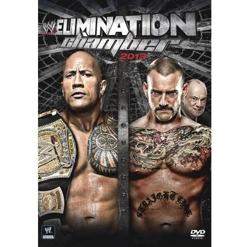 WWE - Elimination Chamber 2013 [DVD]