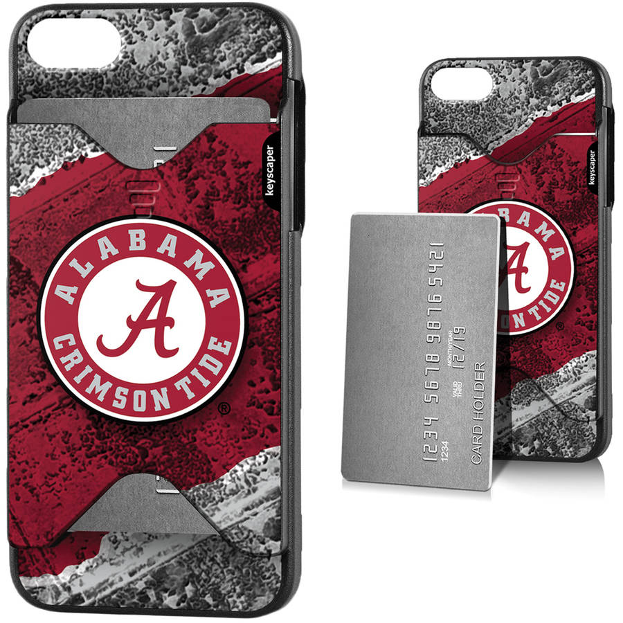 Alabama Crimson Tide Apple iPhone 5/5s Credit Card Case