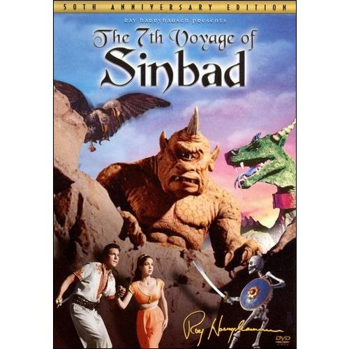 The Seventh Voyage Of Sinbad (50th Anniversary Edition) (Widescreen, ANNIVERSARY)