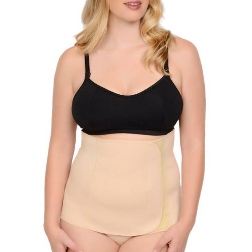 Q-T Intimates Waist Nipper Belly Band, 9""