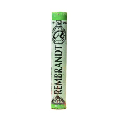 Round Pastel Green - Soft Round Pastels permanent green light, 618.3, each (pack of 4)