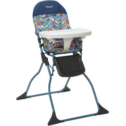 Cosco Simple Fold High Chair, Choose Your Pattern