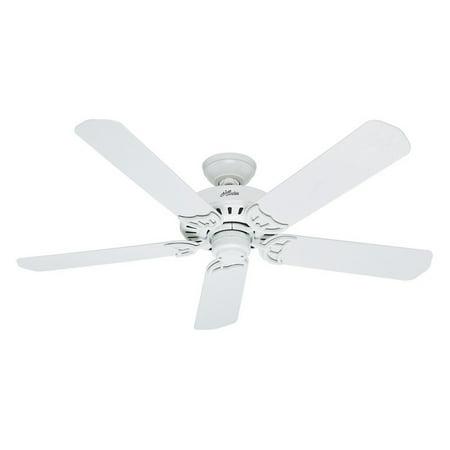 Hunter Bridgeport 52 in  Indoor/Outdoor Ceiling Fan