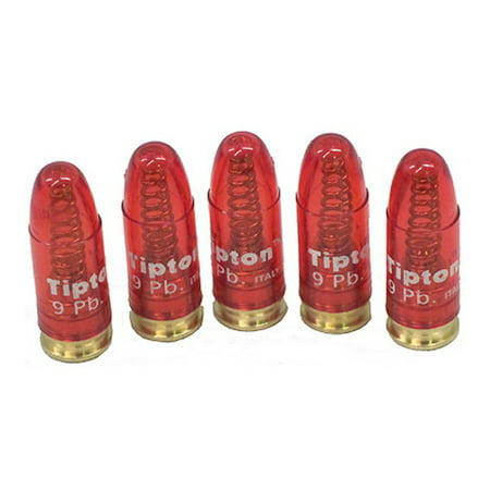 Smith   Wesson 303958 Tipton Snap Cap Pistol 9 Mm Luger 5 Pack