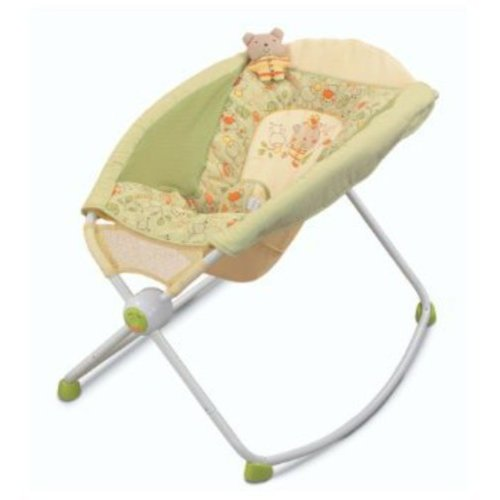 Fisher-Price - Newborn Rock N' Play Sleeper