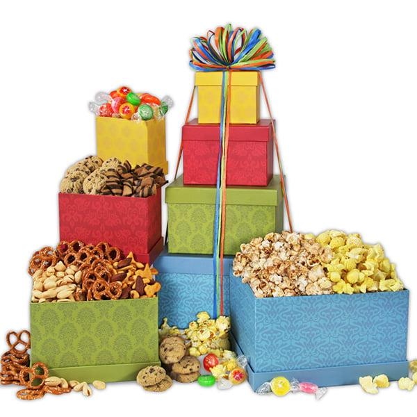 Festive Favorites Gift Tower