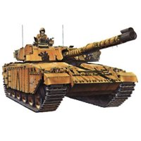 35154 1/35 British MBT Challenger I