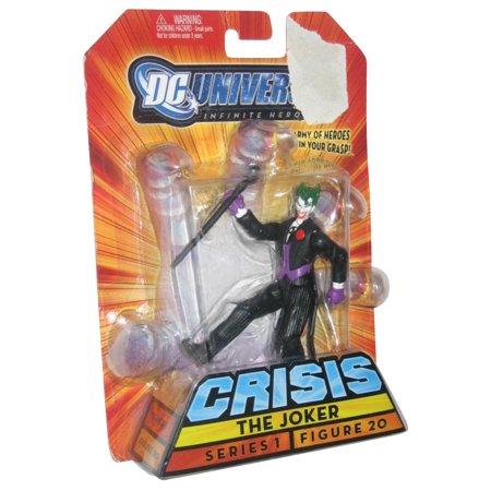 The Joker Suit (DC Universe Infinite Heroes Crisis Series 1 The Joker (Purple Suit) Figure)
