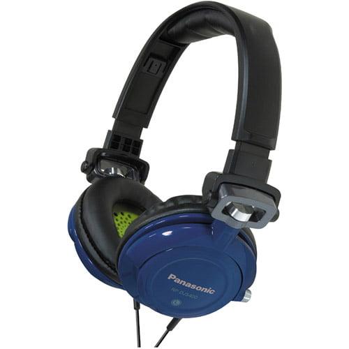 Panasonic DJ Street Design Headphones, RP-DJS400