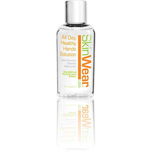 Skin Wear Hand Sanitizer 2 oz, 6pk
