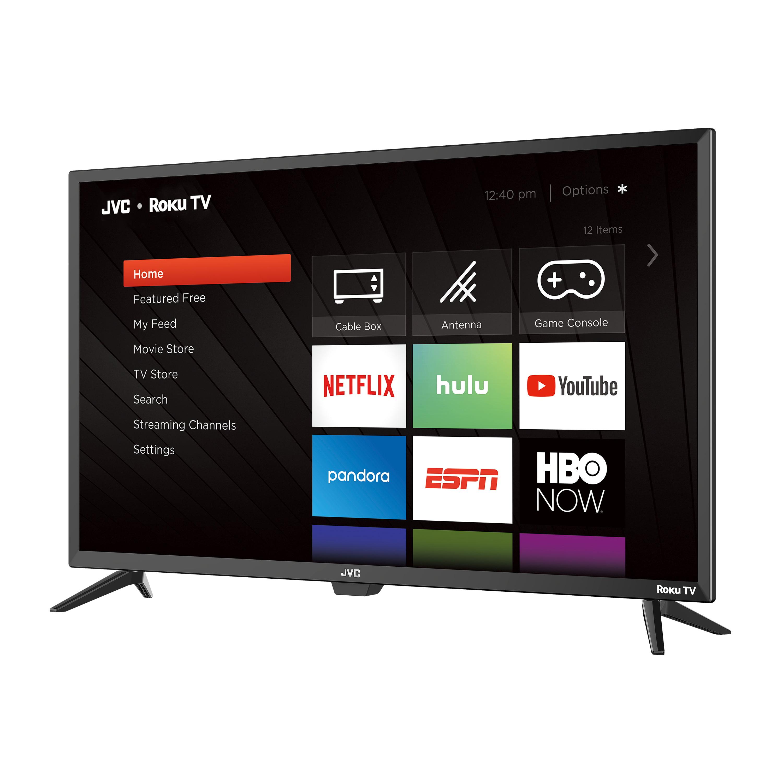 "Samsung 32/"" Smart LED HDTV w// 720p Resolution Black 2 HDMI 1 USB Port /& WiFi"