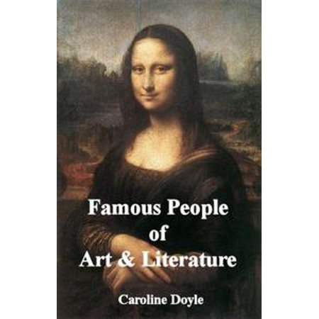 Famous People of Art and Literature - eBook