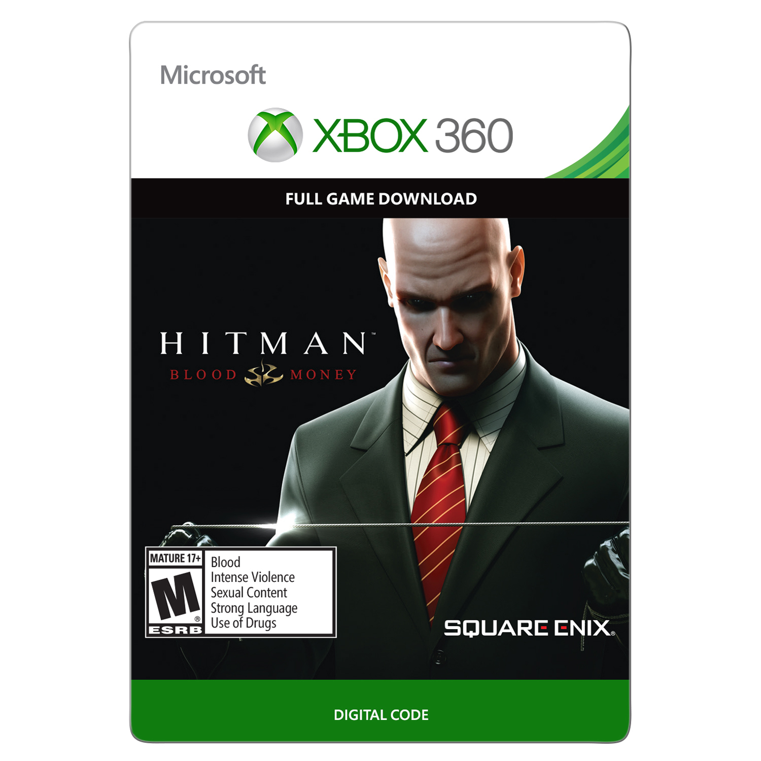 Xbox 360 Hitman: Blood Money (Email Delivery)