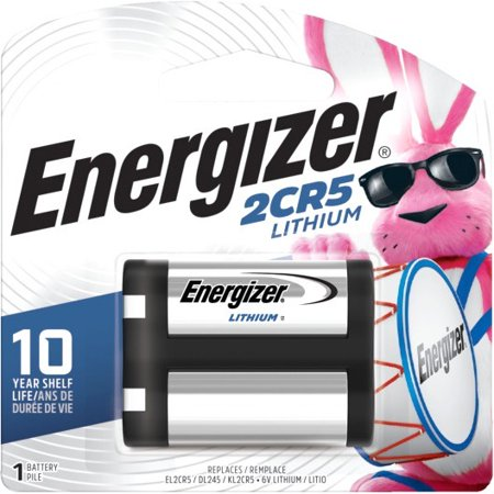 2cr5 Lithium Camera Battery - Energizer Lithium 2CR5 Battery