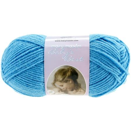 Baby's Best Yarn, Popsicle Blue