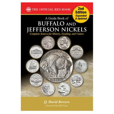 - Official Red Book: A Guide Book of Buffalo and Jefferson Nickels, 2nd Edition (Paperback)