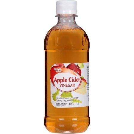 Great Value Apple Cider Vinegar, 16 oz - Walmart.com