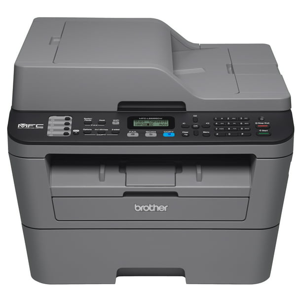 Brother MFC-L2685DW Wireless All-in-One Monochrome Laser Printer
