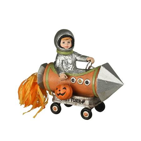 Bethany Lowe TD7641 Halloween Little Halloween Rocket Man 2018 - Halloween Rocket League