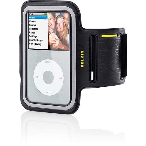 Belkin Sport Armband for iPod classic, Black