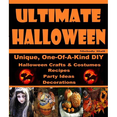 Ultimate Halloween - eBook - Clinton Hall Halloween
