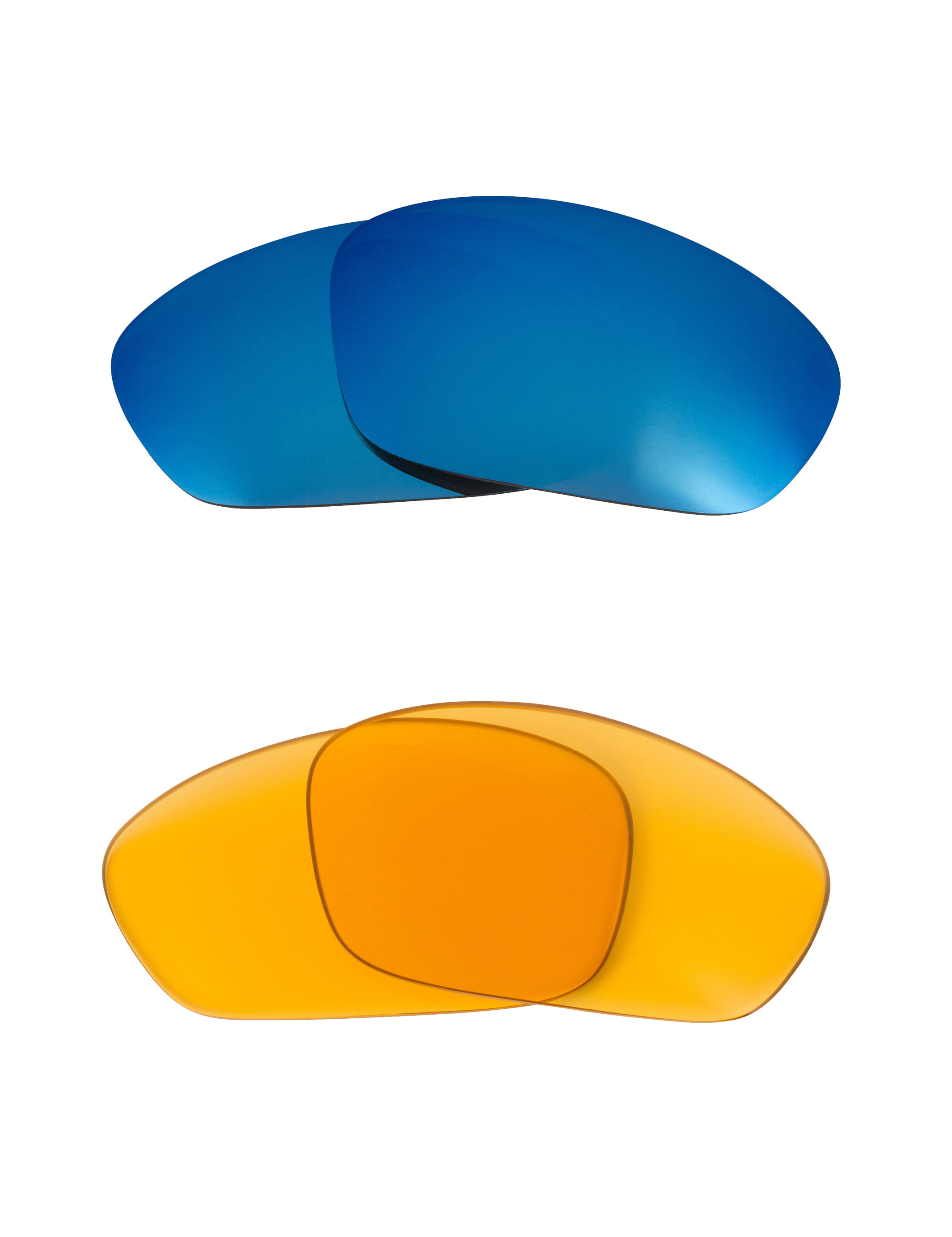 61b27dd97ee Straight Jacket Replacement Lenses Hi Yellow   Blue by SEEK fits OAKLEY