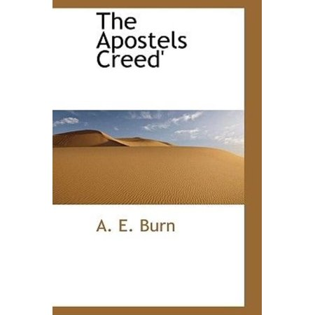 The Apostels Creed' - image 1 of 1