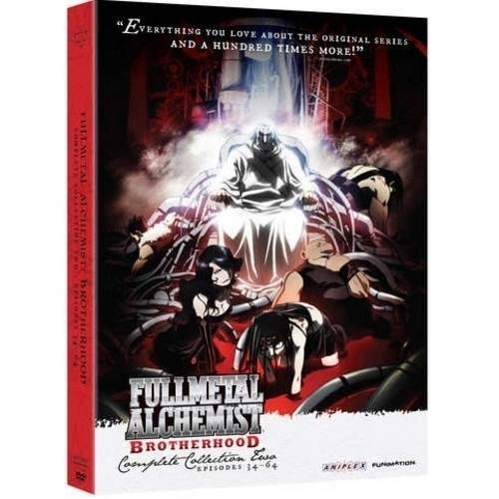 Fullmetal Alchemist: Brotherhood - Collection Two