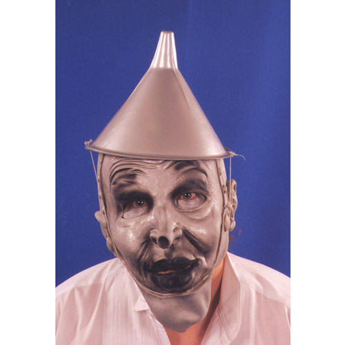 Tin Hat Adult Halloween Accessory