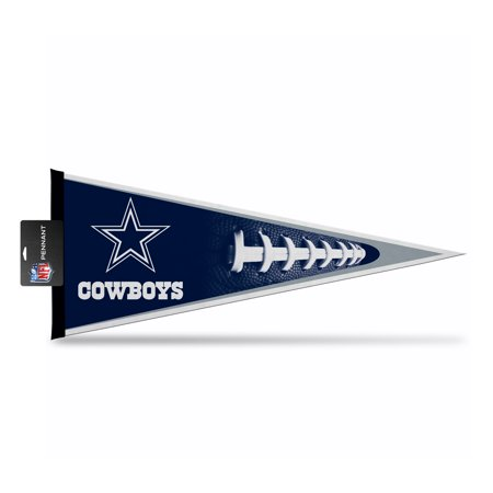 Dallas Cowboys Official Nfl 12 Inch X 30 Inch  Felt Pennant By Rico Industries